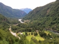 Valley overlook. (Carretera Austral)
