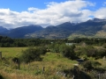 Open range. (Villa Cerro Castillo - Puerto Rio Tranquilo)