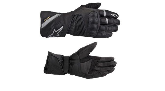 Road Tested: Alpinestars WR-3 Gloves Review