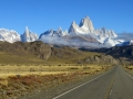 Mt. Fitz Roy and Co.
