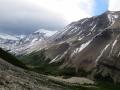 No shortage of desolation. (Torres Del Paine)