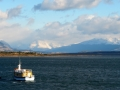 Final view of Puerto Natales.