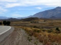 Approaching the Andes again.
