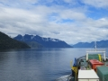 Hornopirén - Leptepu ferry ride.