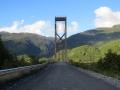 Bridge south of Chaitén.