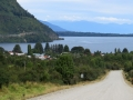 Approach to Puyuhuapi.