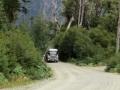 Killer gas truck. (Carretera Austral)