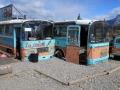 Bus food. (Villa Cerro Castillo)