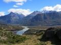 Big valley. (Villa Cerro Castillo - Puerto Rio Tranquilo)