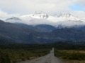 Chilean peaks.